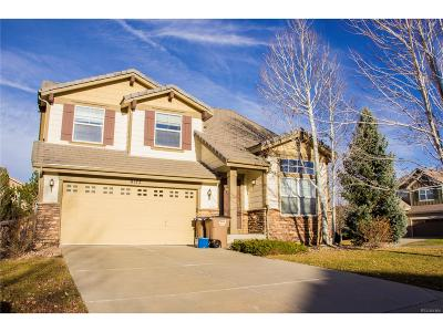Aurora Single Family Home Active: 6172 South Richfield Court