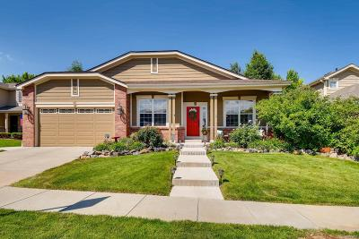 Broomfield Single Family Home Under Contract: 3125 Shannon Drive
