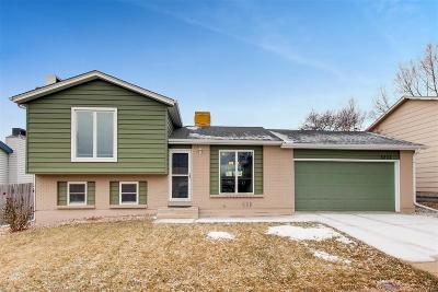 Adams County Single Family Home Under Contract: 5292 East 108th Place
