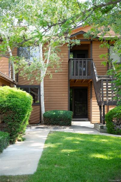 Westminster Condo/Townhouse Under Contract: 9551 West 89th Circle