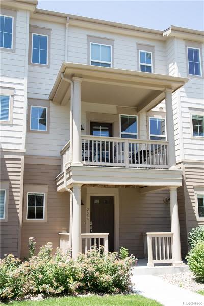 Lafayette Condo/Townhouse Active: 709 Rawlins Way