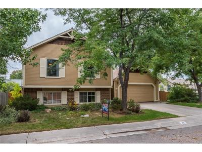 Broomfield Single Family Home Active: 212 Redwood Circle