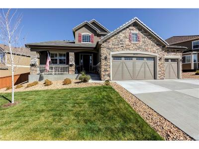 Parker Single Family Home Under Contract: 14125 Double Dutch Circle