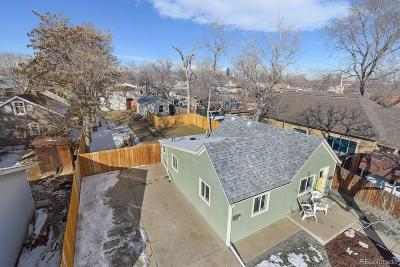 Denver Income Under Contract: 629 King Street