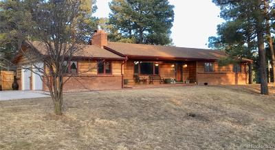 Franktown Single Family Home Sold: 2212 Ponderosa Road