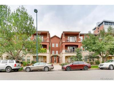 Uptown Condo/Townhouse Active: 2100 North Humboldt Street #107