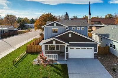 Denver Single Family Home Active: 7902 Tejon Street