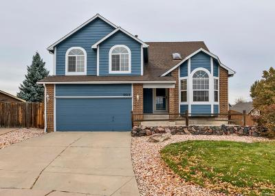 Highlands Ranch Single Family Home Under Contract: 9919 Deer Creek Street