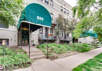 Cap Hill/Uptown, Capital Hill, Capitol Hill Condo/Townhouse Active: 523 East 12th Avenue #1