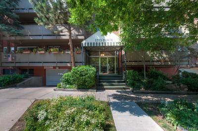 Denver Condo/Townhouse Active: 1245 Race Street #206