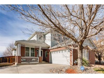 Arapahoe County Single Family Home Active: 21121 East Greenwood Place
