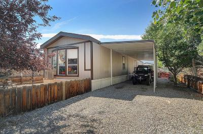 Salida Single Family Home Under Contract: 922 Elm Drive