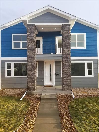Denver CO Single Family Home Active: $589,700