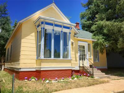 Leadville Single Family Home Under Contract: 422 West 3 Street