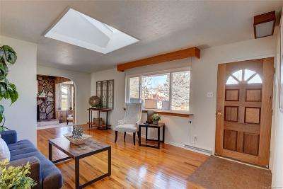 Lakewood Single Family Home Under Contract: 10944 West Exposition Place
