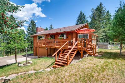 Evergreen Single Family Home Active: 7350 Monica Lane