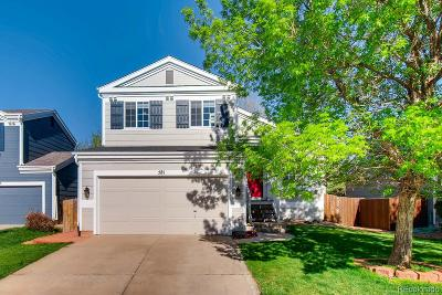Erie Single Family Home Under Contract: 581 Hendee Court