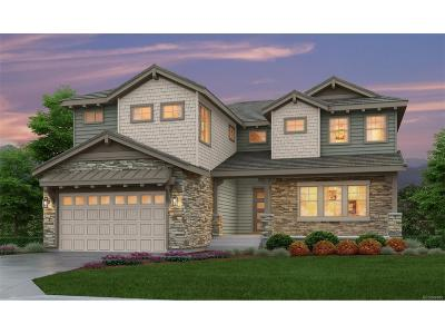 Arvada Single Family Home Active: 8833 Flattop Street