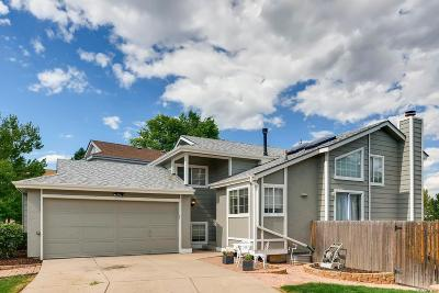 Centennial Single Family Home Under Contract: 5562 South Jericho Way