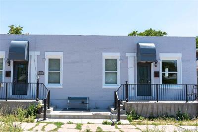 Denver Condo/Townhouse Sold: 914 West 4th Avenue