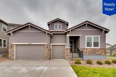 Broomfield Single Family Home Under Contract: 16027 La Plata Peak Place