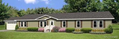 Nunn Single Family Home Active: 50795 County Road 37