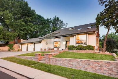 Centennial Single Family Home Active: 3512 East Geddes Drive