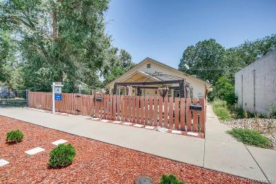 Denver Condo/Townhouse Under Contract: 264 Knox Court