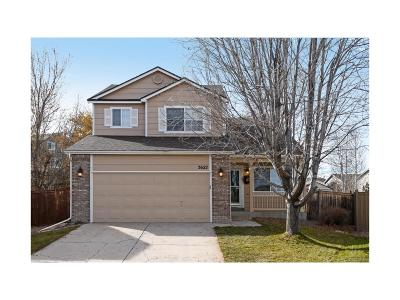 Castle Rock Single Family Home Active: 3622 Morning Glory Drive