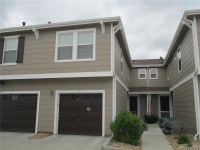 Parker Condo/Townhouse Under Contract: 17205 Waterhouse Circle #C