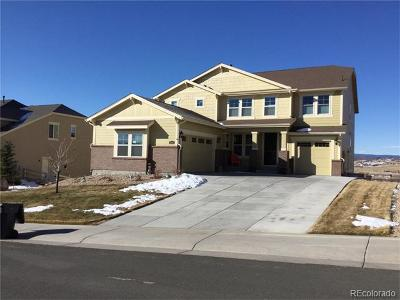 Crystal Valley, Crystal Valley Ranch Single Family Home Active: 3743 Eveningglow Way