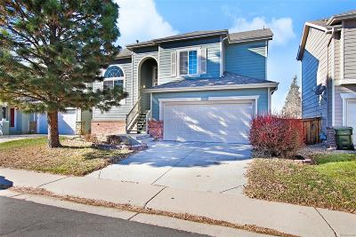 Highland Ranch Single Family Home Under Contract: 285 Willowick Circle