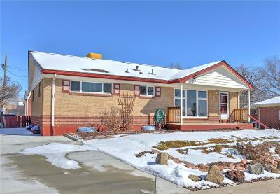 Northglenn Single Family Home Under Contract: 267 Teal Street