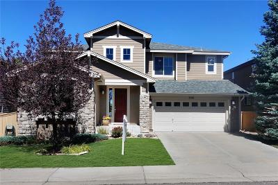 Highlands Ranch Single Family Home Active: 3501 Whitford Drive