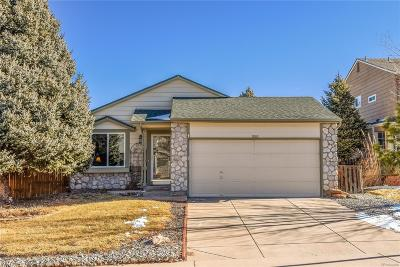 Littleton CO Single Family Home Active: $374,900