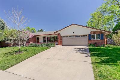 Denver Single Family Home Under Contract: 3136 South Saint Paul Street