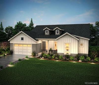 Castle Pines CO Single Family Home Active: $745,210