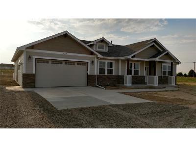 Hudson Single Family Home Under Contract: 555 Sunrise Street