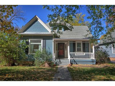 Colorado Springs Single Family Home Active: 2104 North Tejon Street