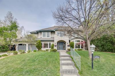 Single Family Home Active: 120 South Dexter Street