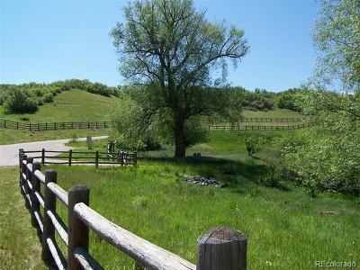 Sedalia Residential Lots & Land Active: 3687 Bears Den Drive