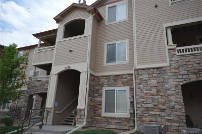 Littleton Condo/Townhouse Under Contract: 9518 West San Juan Circle #106