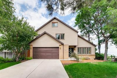 Littleton Single Family Home Under Contract: 7541 West Ottawa Place