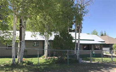 Oak Creek, Phippsburg, Yampa, Toponas Single Family Home Active: 312 Diagonal Street