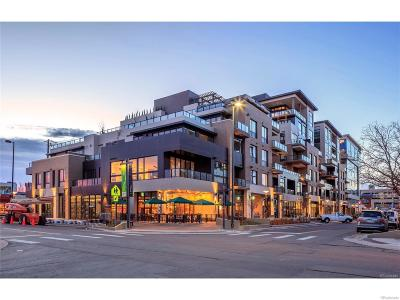 Denver Condo/Townhouse Active: 250 Columbine Street #202