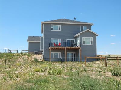 Kiowa Single Family Home Active: 37350 Sky View Circle