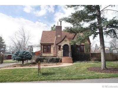 Single Family Home Sold: 1601 Glen Bar Drive