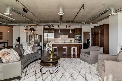 Condo/Townhouse Sold: 1499 Blake Street #9C