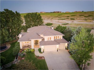 Niwot Single Family Home Under Contract: 8716 Skyland Drive