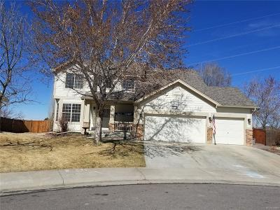 Parker Single Family Home Under Contract: 11301 Mesa Verde Place